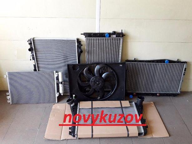Радиатор воды кондиционера Toyota RAV4, Avensis Тойота Рав 4