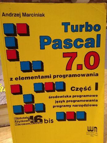 Turbo Pascal 7.0 Andrzej Marciniak