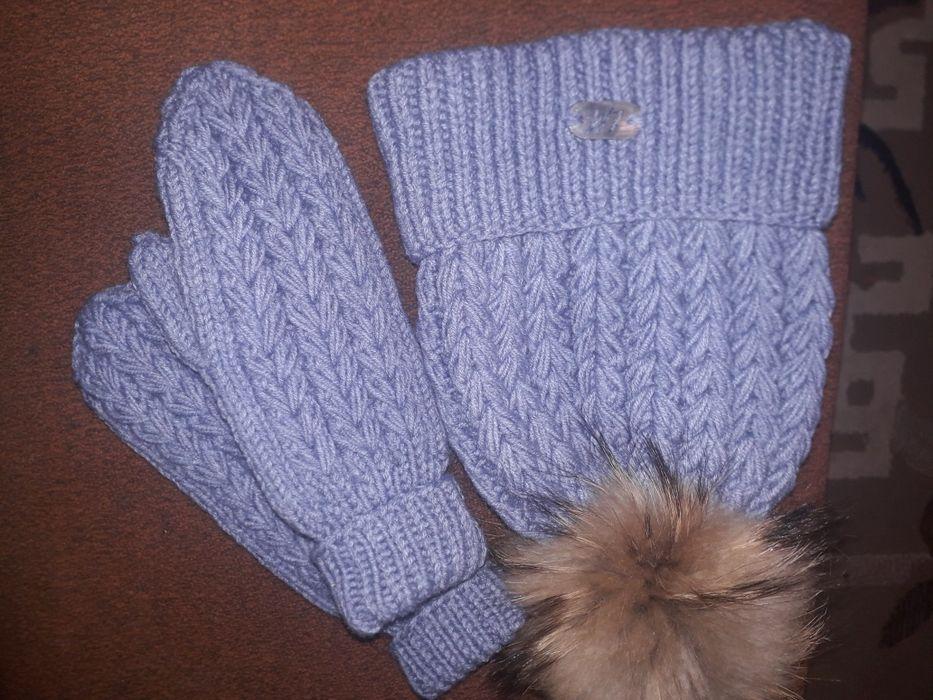 Шапки с рукавичками. Чугуев - изображение 1