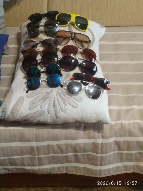 Oculos de sol(conjunto)