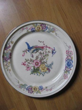 talerze kryształy