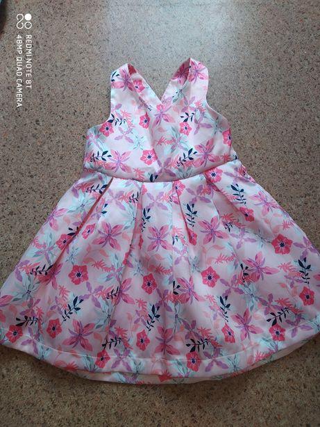 Нарядное платье на 2-2.5 годика платье на 2 года