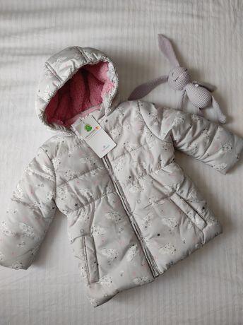 Дуже ніжна куртка topomini