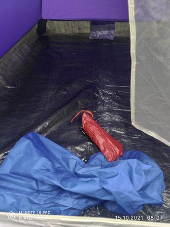 Палатка б/у двух местная