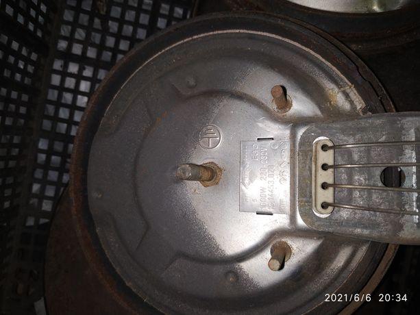 Конфорка блины для електро плиты