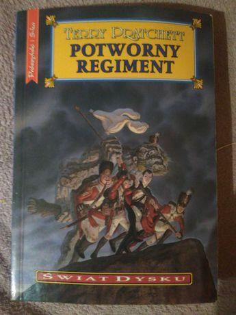 Potworny regiment Terry Pratchett świat dysku