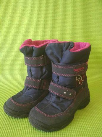 Термо ботинки Supefit 26р.