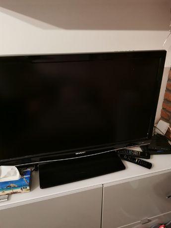 Telewizor sharp 37c. Sprawny