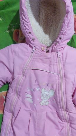 Детский зимний комбинезон (2-4 года)