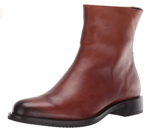 Ботинки женские Ecco, размер 42