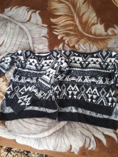 Одяг для двійні, близнят. Светри h&m