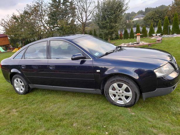 Audi A6C5 1.9TDI 110KM