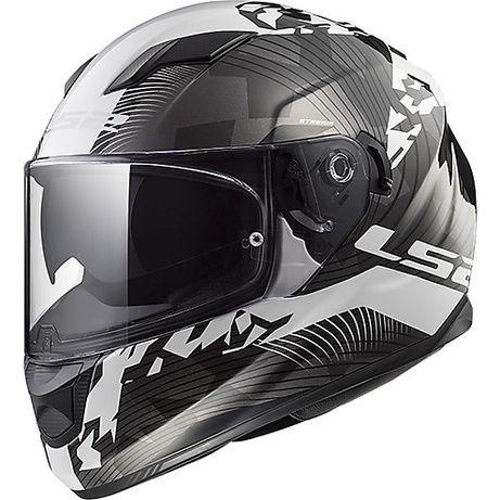 Мотошлем LS2 FF320 L шлем мотоциклетный для мотоцикла мото
