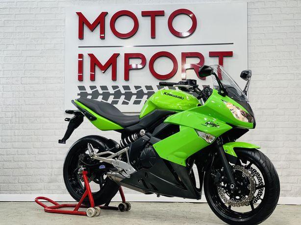 Идеальный мотоцикл Kawasaki Ninja R 2013г КРЕДИТ только из Японии+доки