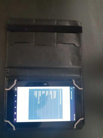 Tablet com capa - bom estado