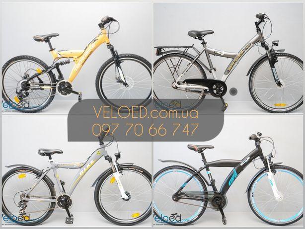 Подротковые Велосипеды Tecnobike  Rixe Kettler VELOED.com.ua