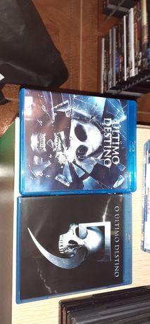Blu ray completamente novos