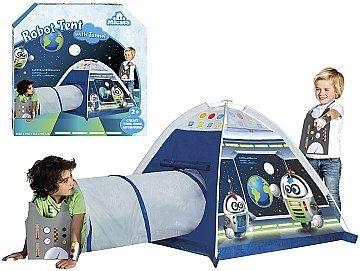 Палатка Five stars Micasa Робот с тоннелем. НОВАЯ