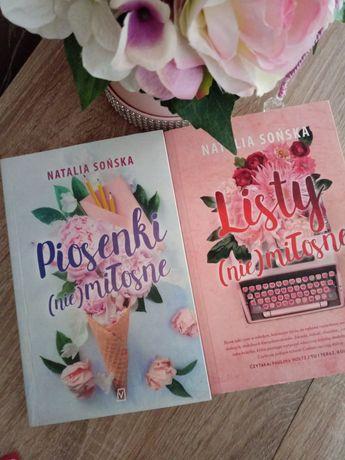 Piosenki (nie) miłosne Listy (nie) miłosne Natalia Sońska