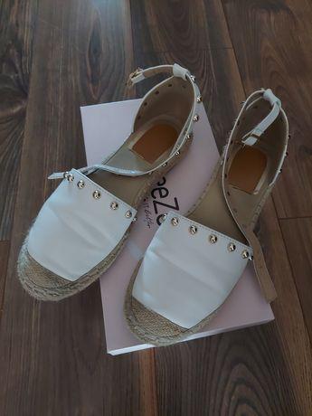 Buty letnie dla dziewczynki 38 rozmiar