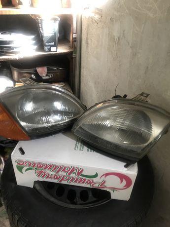Reflektory przód Fiat Seicento