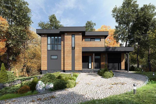 Архитектор. Проекты домов под ключ.  Строительные работы.