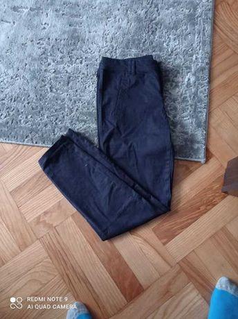 Spodnie F&F granatowe