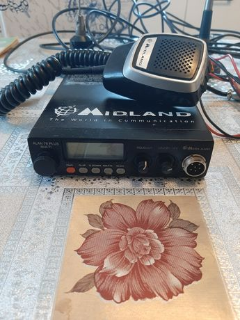 RADIO CB ALAN-78 Plus Multi