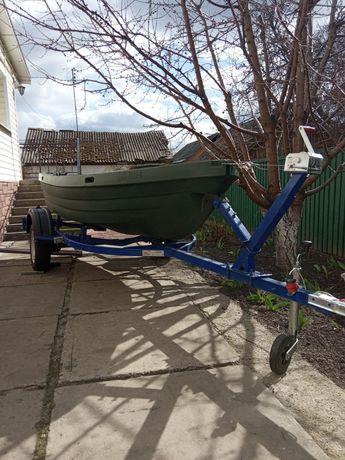 Лодка Kolibri RKM-350