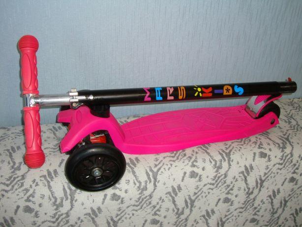 Самокат трехколесный Mars Kids Maxi SKL-07-100A