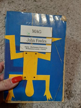 MAG John Fowles - Kochanicy Francuza