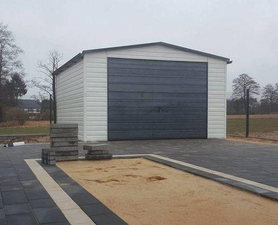 4x3 schowek ogrodowy domek blaszany garaż blaszany Poziom PROFIL