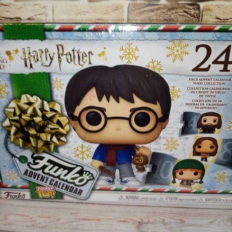 Адвент календарь funko pop фанко Гарри Поттер
