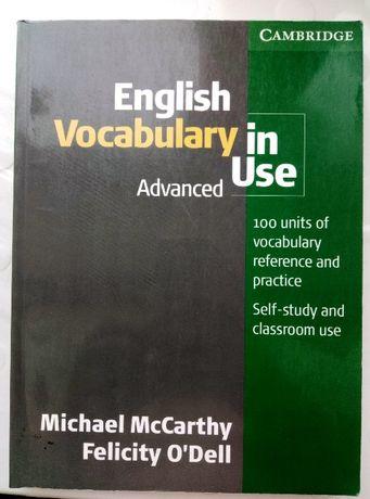 English Vocabulary In Use. Advanced. Cambridge