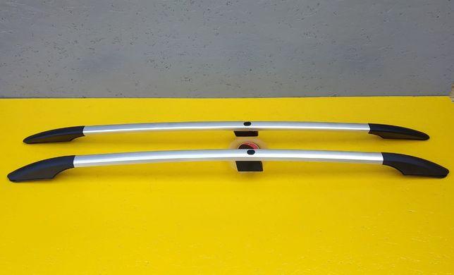 Рейлинги Кенгурятник Хром Декор на Volkswagen Caddy Фольксваген Кадди