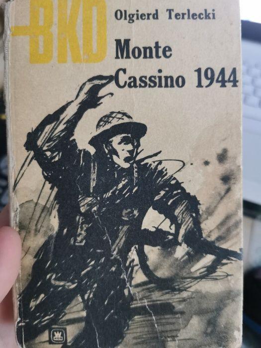 Olgierd Terlecki - Monte Cassino 1944 Warszawa - image 1