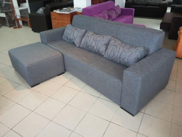 Sofá Pol com 220 cm novo de fábrica