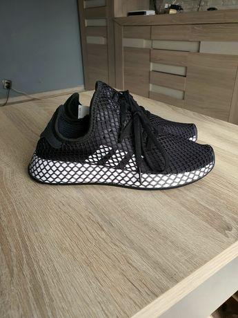Adidas deerupt Runner 38 siatka czarne