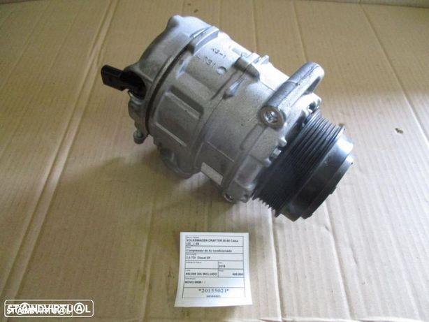 Compressor Ar Condicionado NOVO ORIGINAL Volkswagen Crafter 2.0TDI