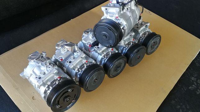 Regenerowana sprężarka klimatyzacji DENSO 6seu14c AUDI a4 b6