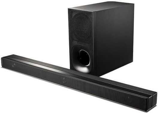 Soundbar Sony ht-zf9