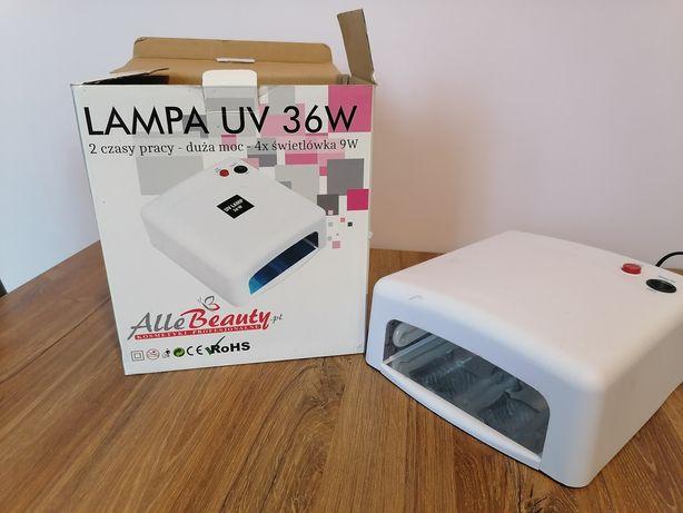Lampa UV 36W do manicure