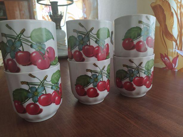 Набор из 6 чашек