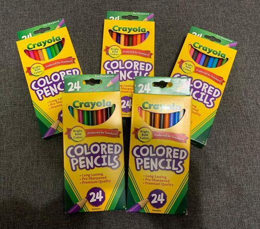 Цветные карандаши Crayola