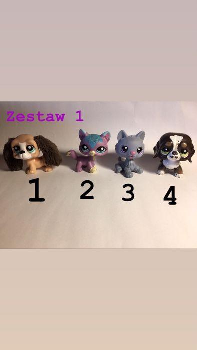 LPS pet shop collie dog Łódź - image 1
