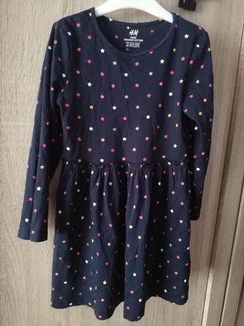 Dzianinowa sukieneczka HM