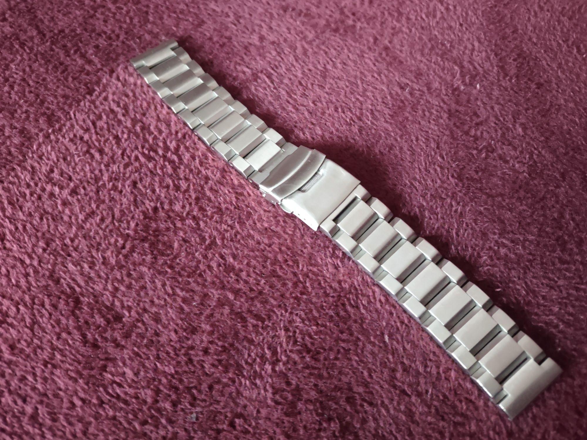 Bransoleta typ Strapcode 22 mm do Seiko SKX ,Orient Mako