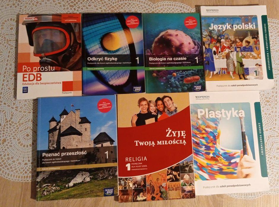 Książki do szkoły średniej Piwniczna-Zdrój - image 1