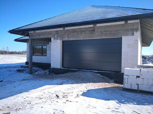 Bramy garażowe automatyka do bram napędy do bram sprzedaz serwis