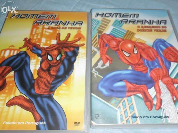 DVD do Homem Aranha